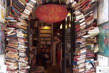 bookcases / by Audrey Nizen