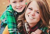mother son poses / by Caitlin Deters