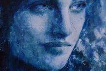 Portrait Inspiration / by Mimi Bendick