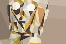 Polygon Art / by Sara Beth Allen