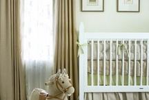 Nursery ideas / I want a peter cotton tail theme nursery for a boy. And a equestrian theme for a girl. / by Caitlen Saxer Babb