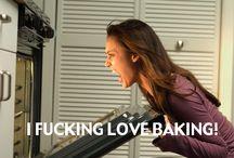 I love baking! / by Laurel McAra
