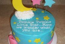 Twinkle Twinkle Little Star Gender Reveal / by Dreamlike Magic Designs