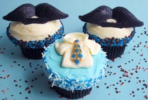 Let's Party Dad!  / by Trophy Cupcakes