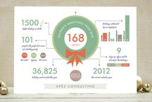 Infographics / Infographics convey research, trends, and knowledge in a visual and succinct way. / by VirtualHRD