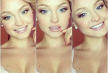 Prom makeup / by McKenzie Hird