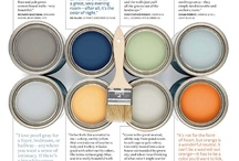 Paint colors / by Bree Hancock