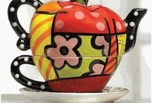 Teapots / by Pam Ward