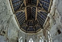ABANDONED PLACES / by Bill Piniros