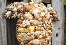 Shells, beach glass & drift wood / by Alissa Tremblay