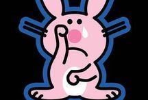 Happy Bunny  / by Deborah