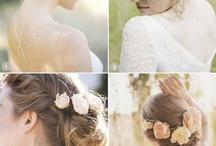 Wedding Hair  / by Kristen