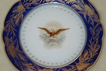 American Whitehouse Dinnerware / by Vivian Shiver Wilson