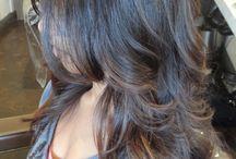 Hairstyle  / by Mary Zamora