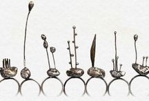 Jewelry. / by Grace Wood