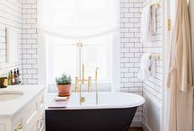 Bathroom inspiration / by Elena @ Plan and Play