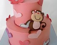 cake ideas / by Natasha Uballe