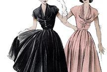 Vintage Fashions / by Daven Reagan