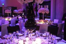 Wedding centerpieces/room decor / by Shannon