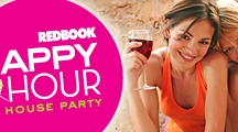 REDBOOK Pin & Win Happy Hour House Party Contest / by Kim Park
