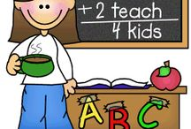 A day in a teacher's shoes / by Ashley Chase