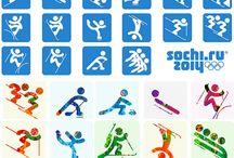 Sochi 2014 Branding / by LA Designs