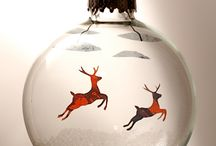 Christmas Ornaments / by Karen Smith