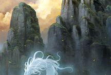 Fantasy V / by Beth Mills Foster