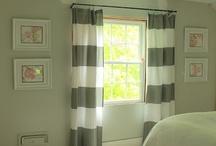 Curtains / by Sarah Zygaczenko Tyler