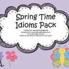 Speech and Language Therapy Spring Activities / by Sherri Clifton