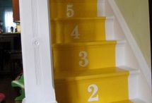 Stairs / by Julianne Rosenzweig Stamatyades