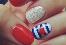 Nails / by Stephanie Jones