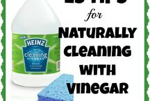 Cleaning on a Budget / by Off-Campus Student Services