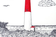 lighthouses / i love lighthouses  in  a bigggggggggggg way! / by Annamarie Jones