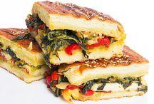 Vegan Burgers, Sandwiches & Wraps / by Erika Duszny