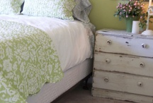 bedrooms / by Michelle Boell