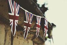 ENGLAND / by Diane Marecki Casteel