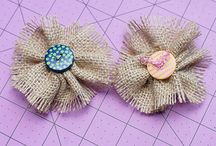 Hair bows / by Patty Loecher