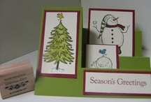 Handmade cards / by Debbie Grimm Ludden