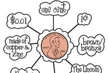 Primary Math: Money / by Carly Rohrbacker