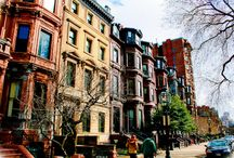 Downtown Boston Neighborhood / by Ames Boston Hotel