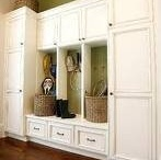 Mud room  / by April Irby