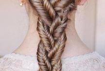 hair / by Madison Schwab
