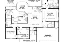 House Plans after PBall / by Christine Carrier