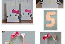 girls birthday ideas / by Alina Slaight