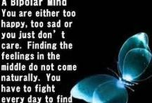 A Beautiful Bipolar Mind / by Caroline H