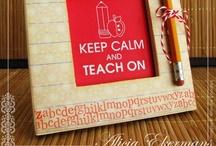 Teacher stuff / by Wendy E-L<3