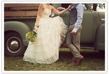 Country Wedding / by Cheryl Lovejoy
