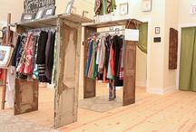 Store Ideas / by Stephanie Ashley