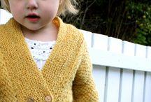 Knitting and Crochet / by Myriah Milton